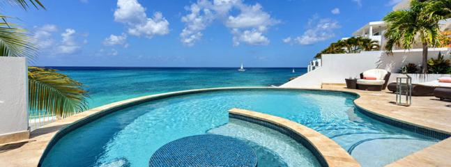 St. Martin Villa 39 This Beautiful Three Bedroom Villa Is An Unmatched Hideaway For Those Seeking A Combination Of Luxury And Convenience. - Image 1 - Mullet Bay - rentals