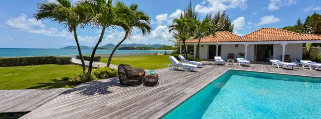 SPECIAL OFFER: St. Martin Villa 53 Tremendous Value For Any Family Or Group Of Couples Looking For A Relaxing Beach Getaway. - Image 1 - Baie Rouge - rentals