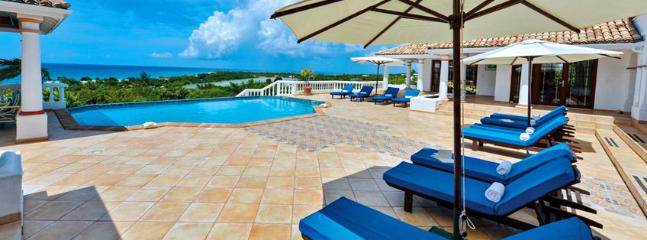SPECIAL OFFER: St. Martin Villa 333 Gorgeous Sunset And Ocean Views. Ideal For Family Vacation Or For A Large Group Of Friends. - Terres Basses vacation rentals