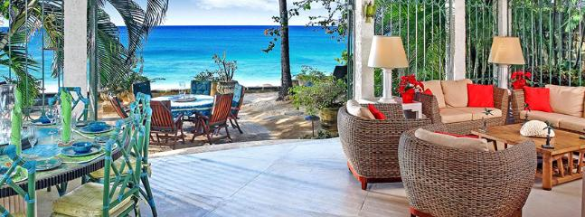 Villa Seascape SPECIAL OFFER: Barbados Villa 7 A Beautiful Beachfront Villa With A Wonderful View And Plenty To Offer. - Saint Peter vacation rentals