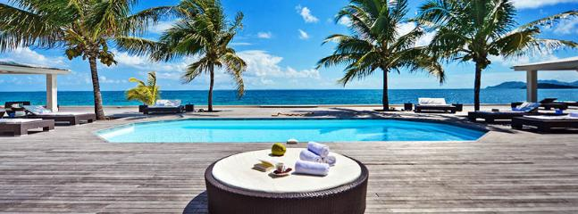 SPECIAL OFFER: St. Martin Villa 7 Located In A Serene Beach Front Atmosphere, This Villa Is The Perfect Paradise For A Dream Vacation. - Image 1 - Terres Basses - rentals