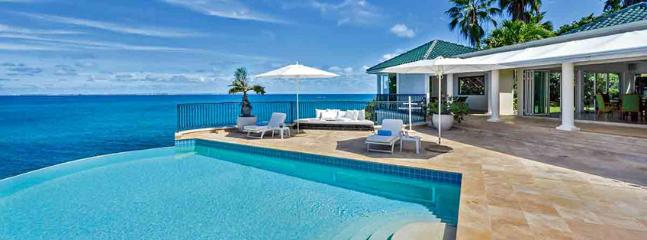 St. Martin Villa 20 Astonishing Beautiful! This Dramatic Cliff Side Waterfront Villa Offers Magnificent Views And Incomparable Quietude. - Image 1 - Terres Basses - rentals