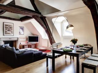 DUPLEX MARAIS V - 3 Bedroom centrally located - Paris vacation rentals