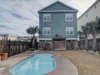 Bluewater Views- Enjoy this ocean view duplex steps from the beach with a pool - Carolina Beach vacation rentals
