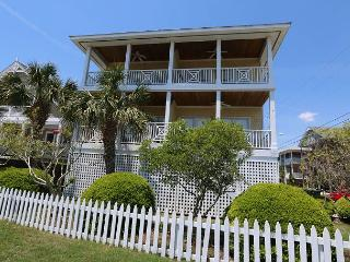 Manning -  Change your pace and relax at this comfortable ocean view townhouse - Wrightsville Beach vacation rentals