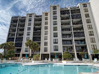 Station One-6I A Great Escape-Oceanfront condo, community pool, tennis, beach - Wrightsville Beach vacation rentals