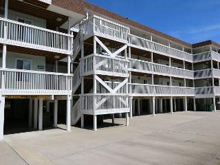 Ocean Dunes 2204B - Enjoy the ocean, pool and tennis at this oceanfront condo - Kure Beach vacation rentals