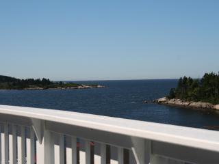 Spectacular views of the open ocean and harbor. - Harpswell vacation rentals