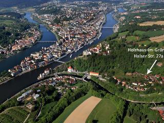 Holzhaus im Grünen - Passau vacation rentals
