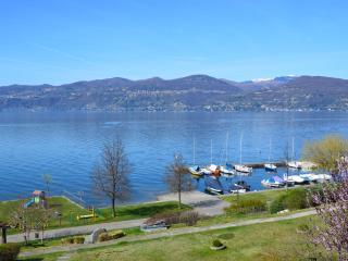 Lakefront holiday apartment, Ispra, Lago Maggiore - Lake Maggiore vacation rentals