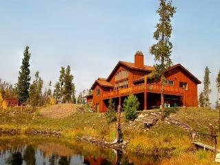 Bootlegger Lodge - 26 acres of private land, on private lake! - Silverthorne vacation rentals