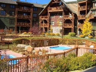 Tenderfoot Lodge 2656 - Walk to slopes, Mountain House, great views from outdoor hot tubs! - Keystone vacation rentals