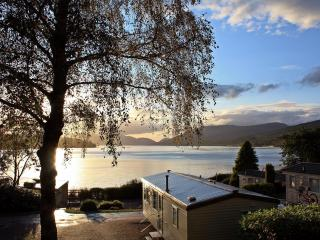 Gold Caravan with beautiful loch views - Lochaber vacation rentals