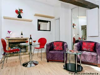 Paris Studio Apartment at La Mouff - Paris vacation rentals