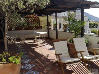 Casa Oltremare, elegant property,terrace, sea view - Positano vacation rentals