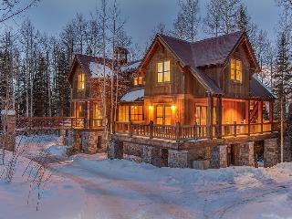 This spacious, family-friendly home is the perfect mountain retreat during winter or summer. - Mountain Village vacation rentals