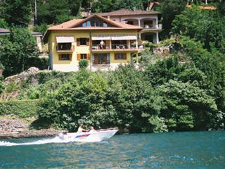 Villetta Rosina (Lakefront property) - Canzo vacation rentals