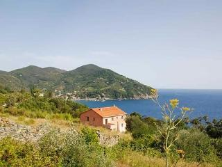 Lovely farmhouse with beautiful views of the Gulf of Levanto. Completely restored. SAL LAG - Tuscany vacation rentals