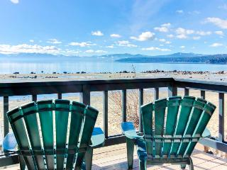 Lakefront, right on the sand! - Tahoe Vista vacation rentals