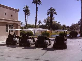 A nice 2bdrm, on golf course.PSprings/CV area - Indio vacation rentals