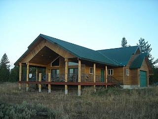 Bear Hollow has unobstructed views of the Teton's. - Island Park vacation rentals