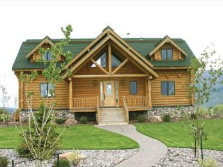 Wolf River Ranch is waterfront on the world famous Henry's Lake. - Macks Inn vacation rentals