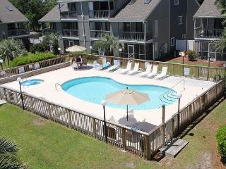This fabulous end unit is miles away from the hustle- 29B - Surfside Beach vacation rentals