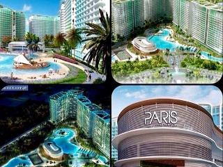 Azure Paris Hilton Beachfront Condo 1 BR furnished - Philippines vacation rentals