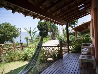 Casa/Chalé de aluguel em Ilhabela - Vila Paulino - Ilhabela vacation rentals