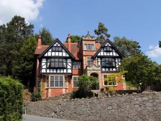 Arden House : Mackintosh : Luxury Apartment - Church Stretton vacation rentals