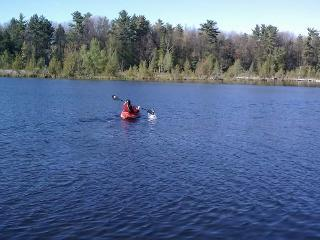 Paddlers paradise - Rapid River vacation rentals