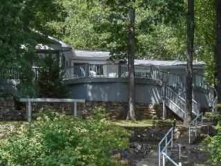 Waterfall Cove - A True Lake Dream Home - Ranch Style - 11.5 MM Osage Arm - Davey Hollow Cove. - Sunrise Beach vacation rentals