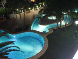 Appartement 2 chambres dans résidence avec piscine - Denia vacation rentals
