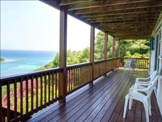San Costanzo, beautiful St. John villa - Saint John vacation rentals