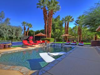 Beautiful 5/5 tennis estate in south Palm Desert - Palm Desert vacation rentals
