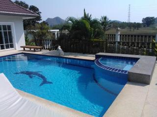 3 bedroom pool villa in quet resort - Hua Hin vacation rentals
