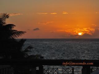 Casita Mavisu - 2 BR Beachfront - Casita Blanca Unit C4 - Puerto Morelos vacation rentals