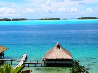 Fare N°4 sur pilotis - Faanui vacation rentals