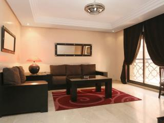 New apartment in Gueliz with Balcony, wifi access - Had Abdallah Rhiat vacation rentals