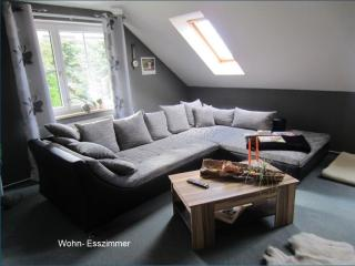 Vacation Apartment in Wernrode - 1066 sqft, quiet, central, natural (# 5319) - Straussberg vacation rentals