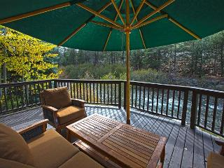 3 BR Home On the Truckee River and Close to Squaw - Hot Tub and Dogs OK! - Olympic Valley vacation rentals