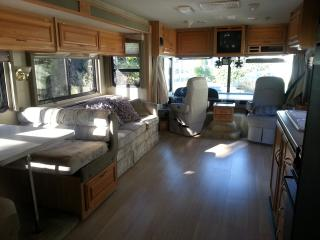 34 ft RV in riverfront park incl. park fees WIFI - Cocoa Beach vacation rentals