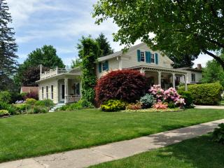 Charming, Historic Skaneateles Village Home - Skaneateles Lake vacation rentals