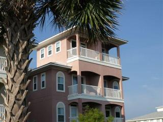 Gulf Views and Pool at Beautiful Townhome in Casa del Mar - Panama City Beach vacation rentals