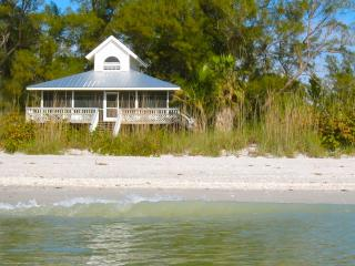 Sea Star Beach House:  Sunsets Galore! - Little Gasparilla Island vacation rentals
