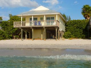 RoseMary's Beach House: Beachfront Elegance - Little Gasparilla Island vacation rentals