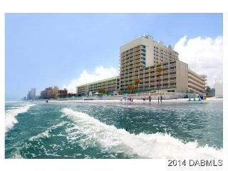 direct ocean front suite in daytona beach resort - Daytona Beach vacation rentals