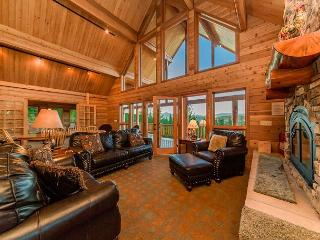 Million Dollar Views on 6+ Private Acres! 3 for 2 Special! - Cle Elum vacation rentals