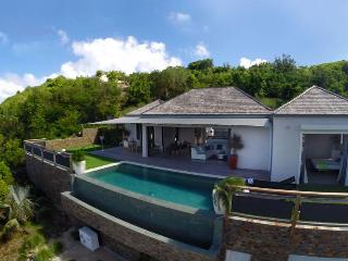 Open Space at Petit Cul De Sac, St. Barth - Heated Pool, Overlooking Petit Cul De Sac Beach - Petit Cul de Sac vacation rentals