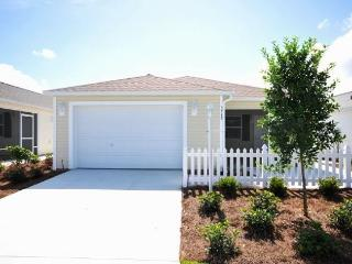 2br villa w/ cart near Brownwood; pet ok - The Villages vacation rentals